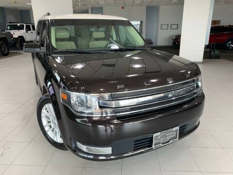 2014 Ford Flex for sale at Auto Mall of Springfield in Springfield IL