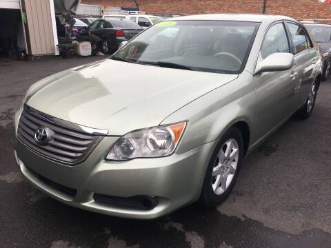 2008 Toyota Avalon for sale at Dijie Auto Sale and Service Co. in Johnston RI