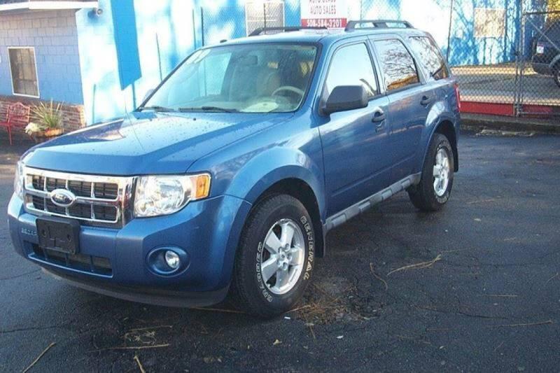 2009 Ford Escape for sale at BAR Auto Sales in Brockton MA