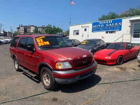 2001 Ford Expedition for sale at Noah Auto Sales in Philadelphia PA
