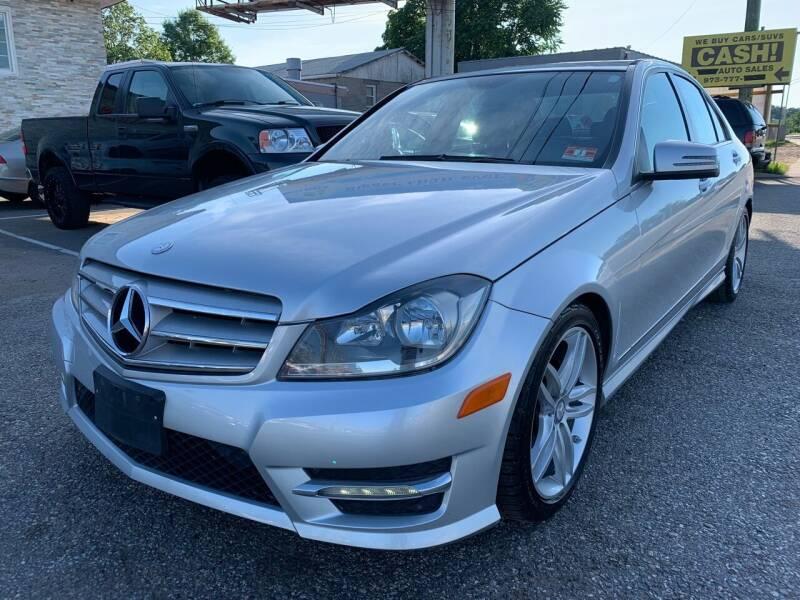 2012 Mercedes-Benz C-Class for sale at MFT Auction in Lodi NJ
