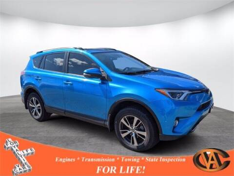 2018 Toyota RAV4 for sale at VA Cars Inc in Richmond VA