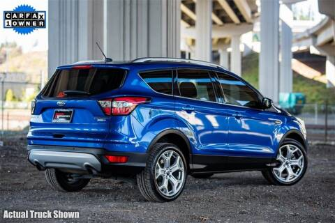 2017 Ford Escape for sale at Friesen Motorsports in Tacoma WA