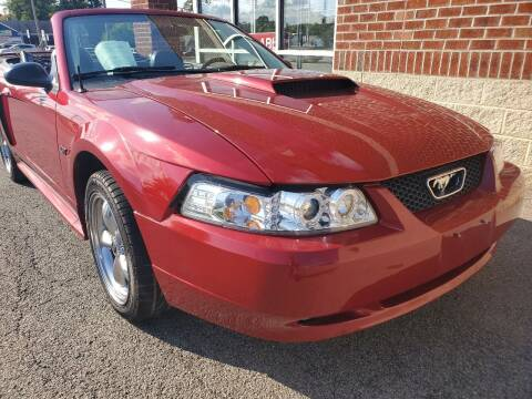 2003 Ford Mustang for sale at Auto Pros in Youngstown OH