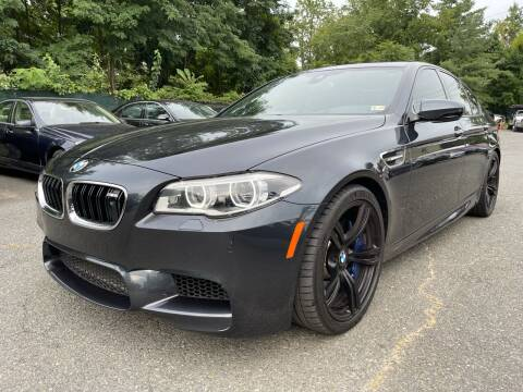 2015 BMW M5 for sale at Dream Auto Group in Dumfries VA