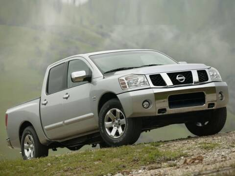 2005 Nissan Titan for sale at Hi-Lo Auto Sales in Frederick MD