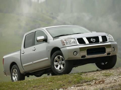 2006 Nissan Titan for sale at Sundance Chevrolet in Grand Ledge MI