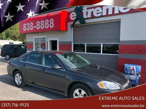2013 Chevrolet Impala for sale at Extreme Auto Sales in Plainfield IN
