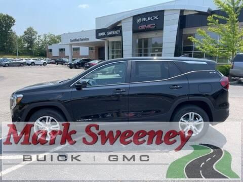 2022 GMC Terrain for sale at Mark Sweeney Buick GMC in Cincinnati OH