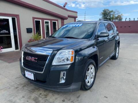 2014 GMC Terrain for sale at Sexton's Car Collection Inc in Idaho Falls ID