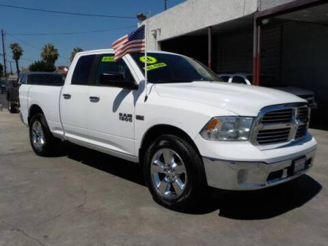 2016 RAM Ram Pickup 1500 for sale at Bell's Auto Sales in Corona CA