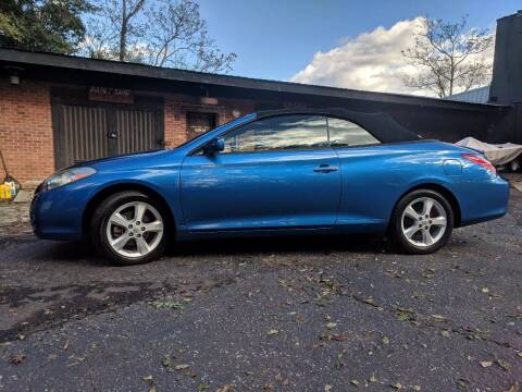 2007 Toyota Camry Solara for sale at Budget Cars Of Greenville in Greenville SC
