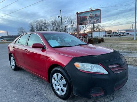 2011 Toyota Camry for sale at Albi Auto Sales LLC in Louisville KY