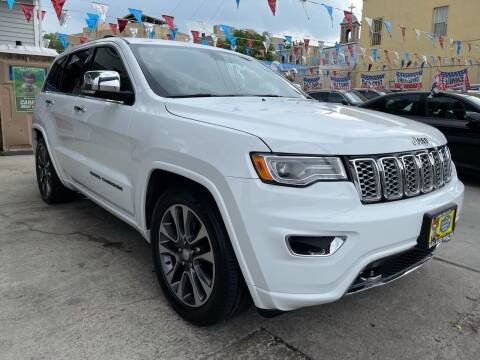 2018 Jeep Grand Cherokee for sale at Elite Automall Inc in Ridgewood NY