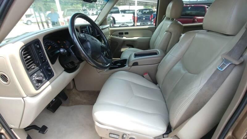 2003 GMC Yukon SLT 4WD 4dr SUV - Elizabethton TN