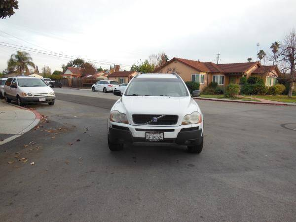 2004 Volvo XC90 for sale at Top Notch Auto Sales in San Jose CA