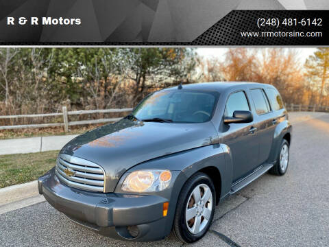 2009 Chevrolet HHR for sale at R & R Motors in Waterford MI