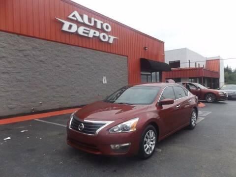 2013 Nissan Altima for sale at Auto Depot - Nashville in Nashville TN