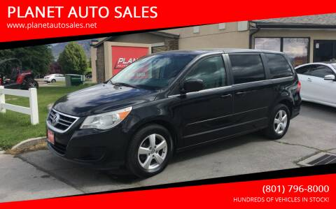 2009 Volkswagen Routan for sale at PLANET AUTO SALES in Lindon UT