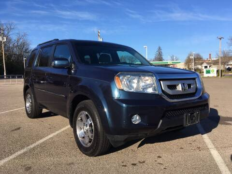 2011 Honda Pilot for sale at Borderline Auto Sales in Loveland OH