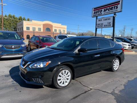 2019 Nissan Sentra for sale at Auto Sports in Hickory NC