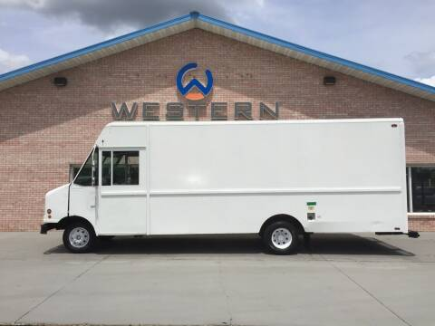 2006 Ford P1000 Step Van for sale at Western Specialty Vehicle Sales in Braidwood IL