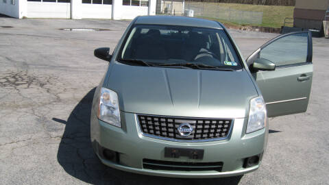2007 Nissan Sentra for sale at SHIRN'S in Williamsport PA