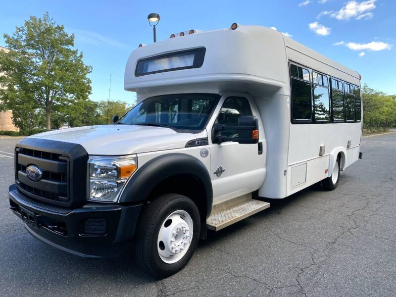 2013 Ford E550 for sale at Major Vehicle Exchange in Westbury NY