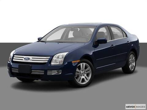 2007 Ford Fusion for sale at Terry Lee Hyundai in Noblesville IN