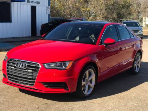 2015 Audi A3 for sale at Discount Auto Company in Houston TX