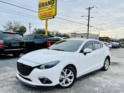 2016 Mazda MAZDA3 for sale at Grand Auto Sales in Tampa FL