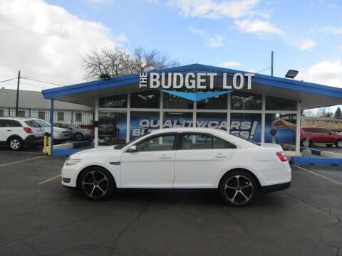 2014 Ford Taurus for sale at THE BUDGET LOT in Detroit MI