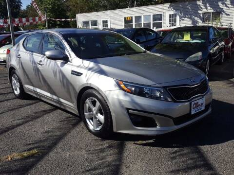 2014 Kia Optima for sale at Car Complex in Linden NJ