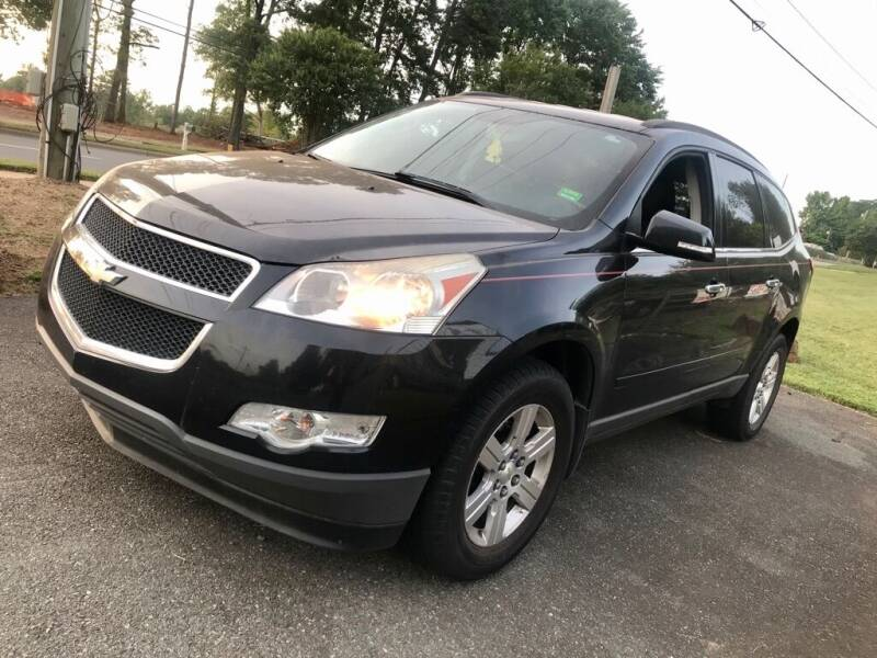 2012 Chevrolet Traverse for sale at Twins Motors in Charlotte NC