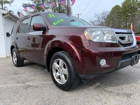 2011 Honda Pilot for sale at Star Auto Sales in Richmond VA