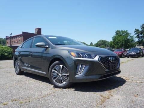 2021 Hyundai Ioniq Plug-in Hybrid for sale at Mirak Hyundai in Arlington MA