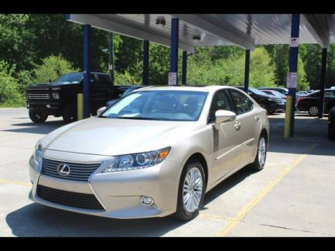 2014 Lexus ES 350 for sale at Inline Auto Sales in Fuquay Varina NC
