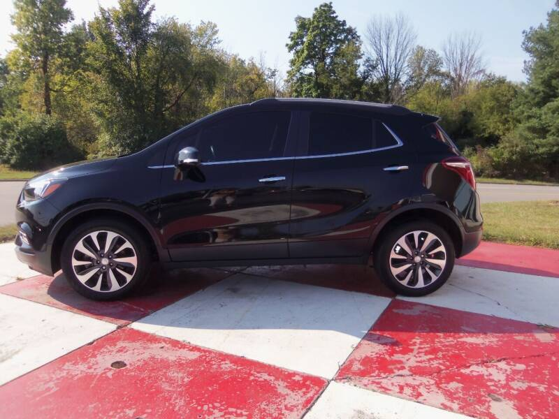 2017 Buick Encore for sale at TEAM ANDERSON AUTO GROUP INC - TEAM ANDERSON AUTO GROUP in Richmond IN