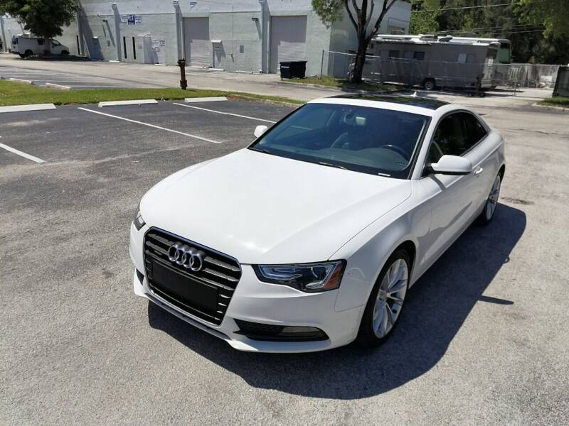 2013 Audi A5 for sale at Best Price Car Dealer in Hallandale Beach FL