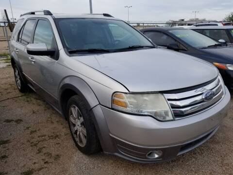 2008 Ford Taurus X for sale at Ace Automotive in Houston TX