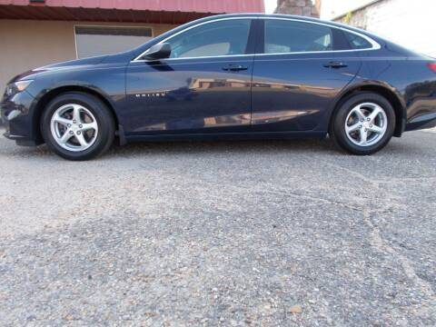 2017 Chevrolet Malibu for sale at A & P Automotive in Montgomery AL
