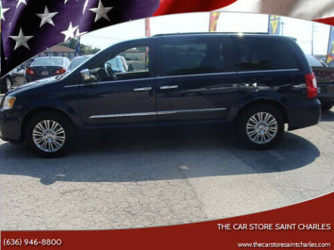 2012 Chrysler Town and Country for sale at The Car Store Saint Charles in Saint Charles MO