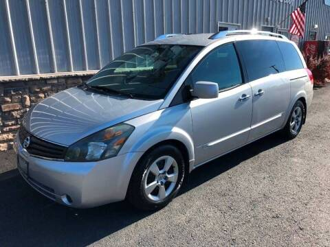 2007 Nissan Quest for sale at Best Choice USA in Swansea MA