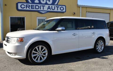 2011 Ford Flex for sale at Buy Here Pay Here Lawton.com in Lawton OK