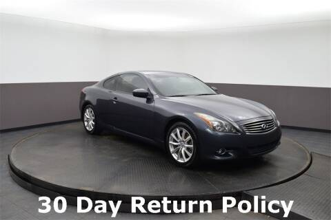 2013 Infiniti G37 Coupe for sale at M & I Imports in Highland Park IL