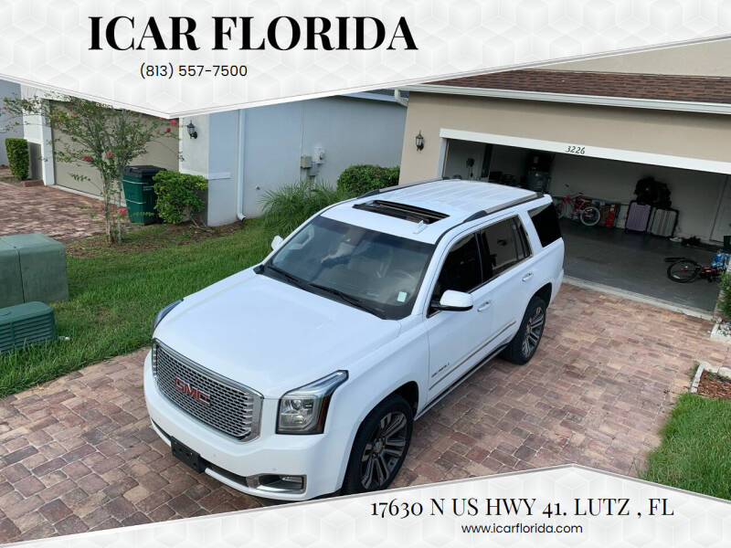 2015 GMC Yukon for sale at ICar Florida in Lutz FL