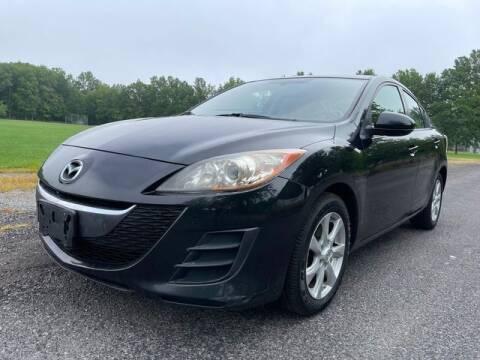 2010 Mazda MAZDA3 for sale at GOOD USED CARS INC in Ravenna OH