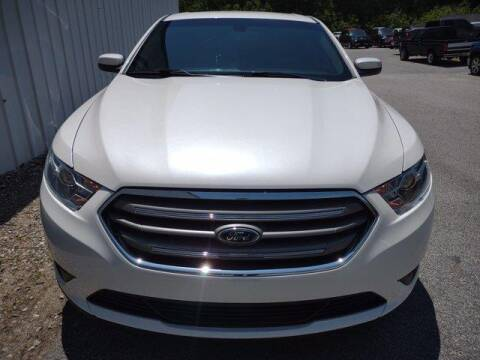 2018 Ford Taurus for sale at CU Carfinders in Norcross GA