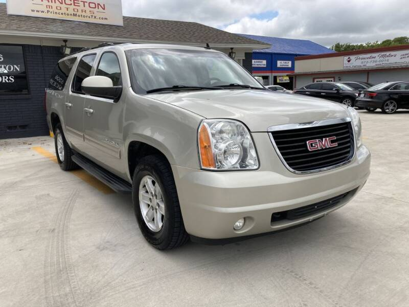 2014 GMC Yukon XL for sale at Princeton Motors in Princeton TX