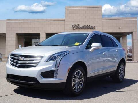 2017 Cadillac XT5 for sale at Suburban Chevrolet of Ann Arbor in Ann Arbor MI